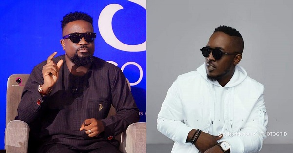 Sarkodie and M.I