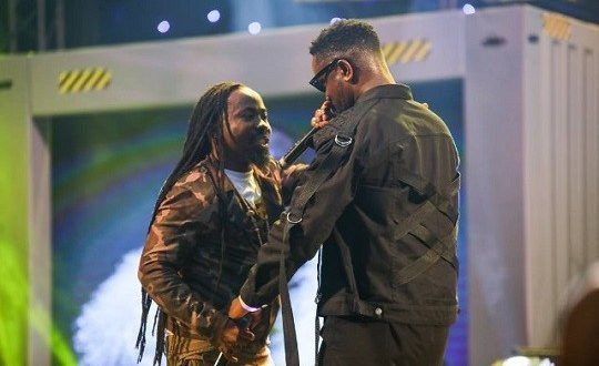 Obrafour and Sarkodie