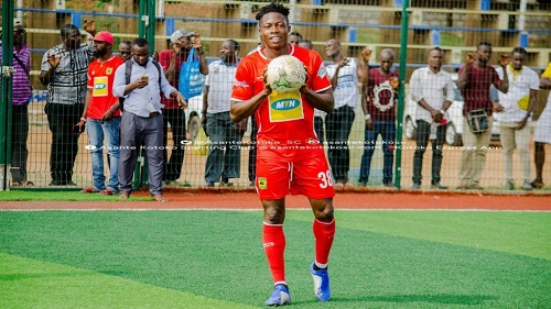 Kotoko to sign Medeama's Justice Blay on permanent deal