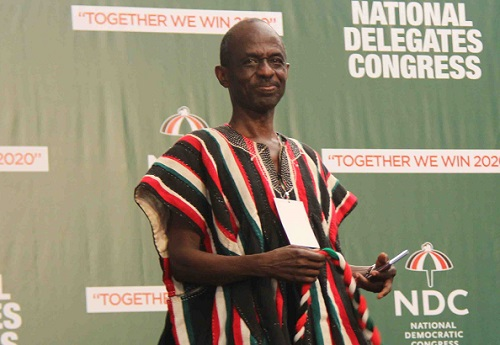 Otumfuo's 'persuasion' comments being used as diversionary tactics by NPP - Asiedu Nketia