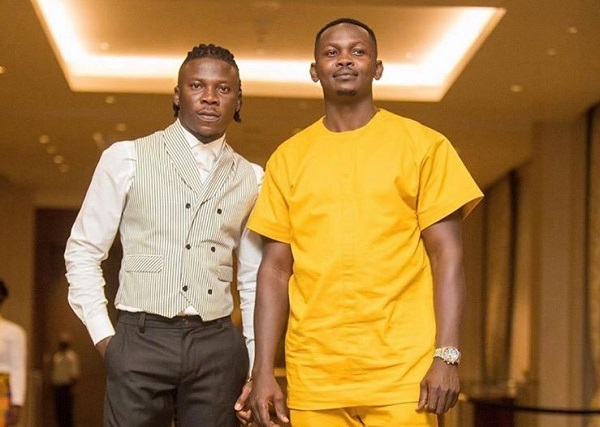 Stonebwoy and Blakk Cedi