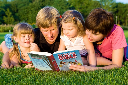 Parents urged to inculcate bible reading into their children