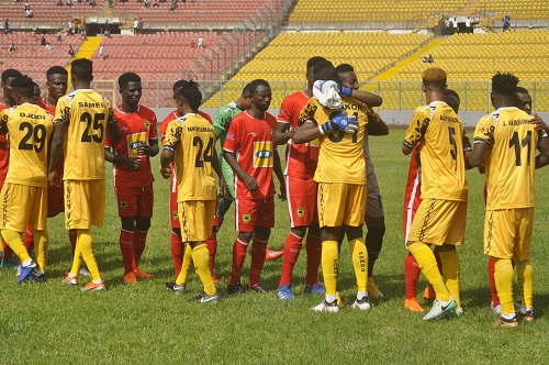 Africa campaign: Sports Minister sends well wishes to Kotoko, AshantiGold