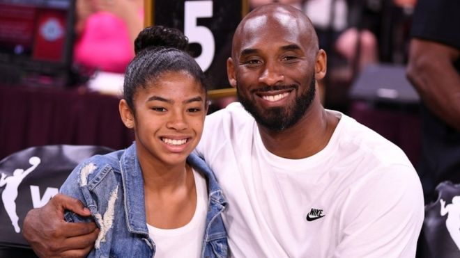 Kobe Bryant and his daughter, Gianna, were among nine who died in the crash