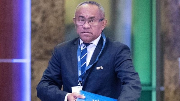 CAF president Ahmad, a FIFA vice-president, is appealing the five-year ban handed to him by the global body last month