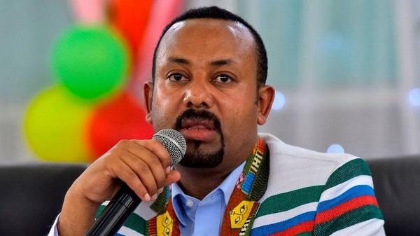 Abiy Ahmed became prime minister of Ethiopia in April 2018