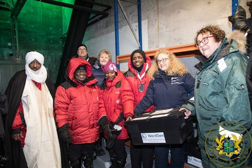 President Akufo-Addo in Norway
