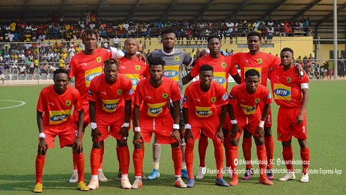 Kotoko adopts Accra Sports Stadium as home venue for rest of the season