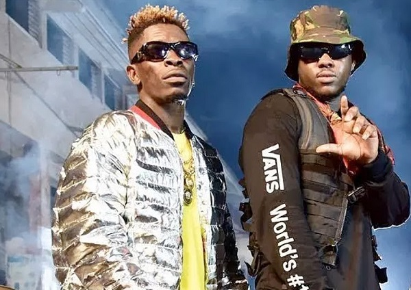 Shatta Wale and Medikal