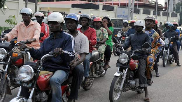 The state government had in 2010 banned motorcycles from carrying pregnant women and children