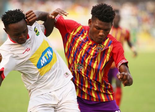 'May our birthday wishes stay with you forever like the 4 - 0 trashing we gave you' - Hearts of Oak celebrates Kotoko at 85