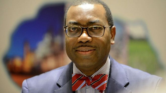 Mr Adesina denied allegations against him saying they were attempts to tarnish his reputation
