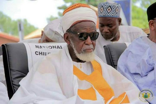National Chief Imam Sheikh Osman Nuhu Sharubutu