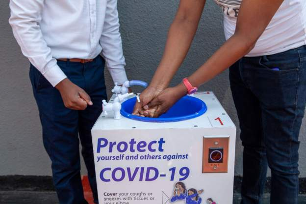 Handwashing is a key way to reduce the spread of coronavirus