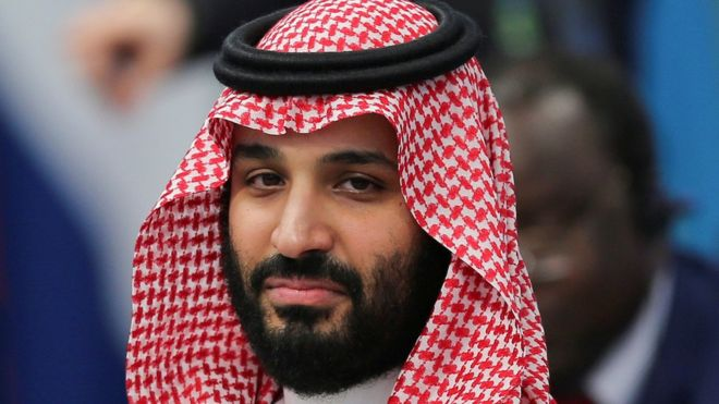 Crown Prince Mohammed bin Salman is considered the de facto leader of Saudi Arabia