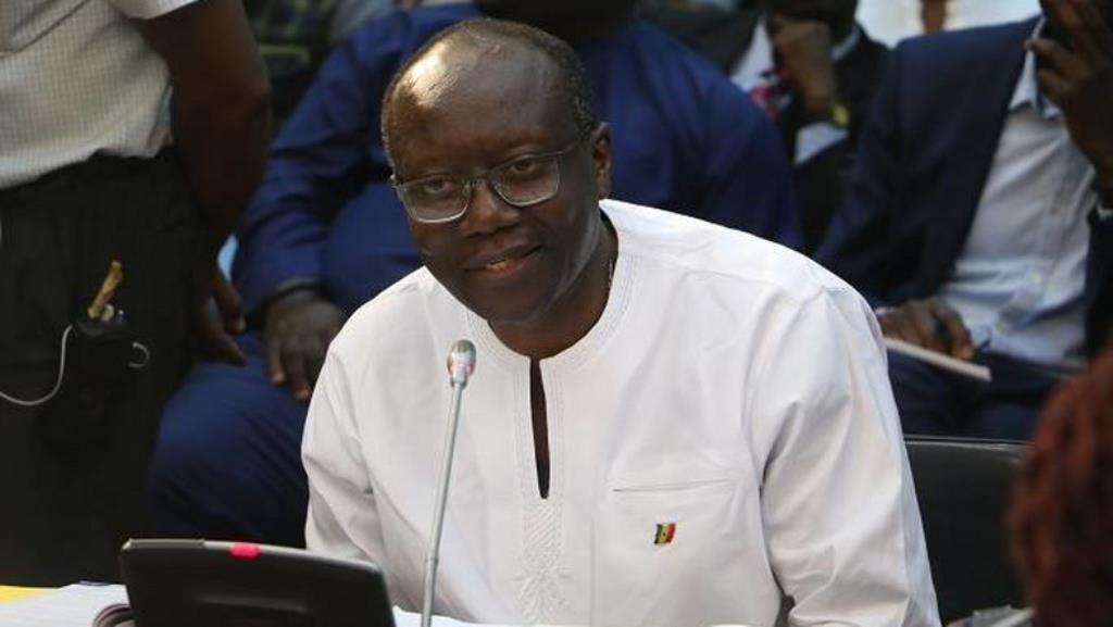 Minister for Finance Ken Ofori-Atta