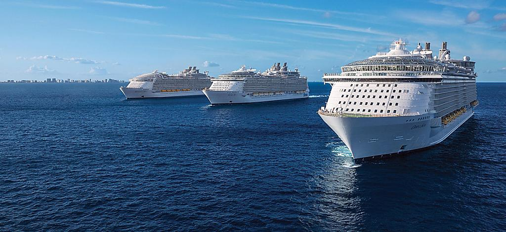 Cruise vessels