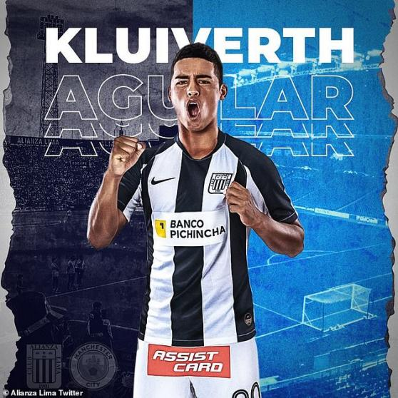Kluiverth Aguilar