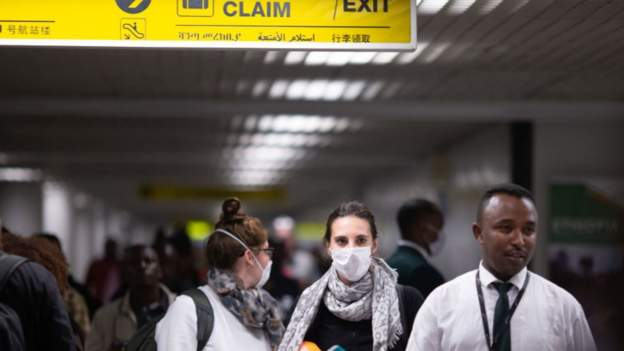 Ethiopia has imposed stringent measures at its airports to curb coronavirus