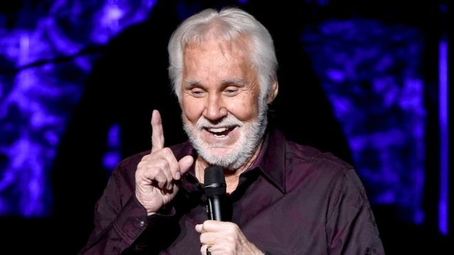 Kenny Rogers sold more than 100 million records