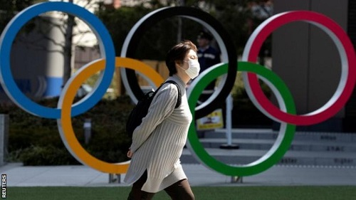 The Tokyo 2020 Olympic Games are due to take placed from 24 July to 9 August