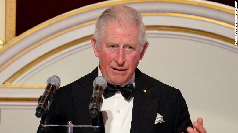 Prince Charles, pictured on March 12 in London. Eamonn M. McCormack/WPA Pool/Getty Images