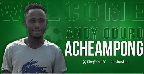 Andy Oduro Acheampong