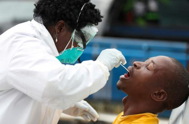 The continent has scaled up coronavirus testing