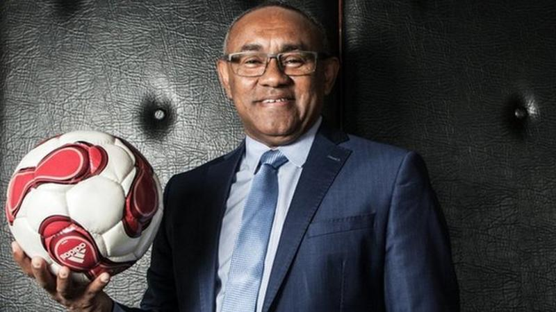Ahmad, President of the Madagascar FA, is looking to unseat Issa Hayatou who is seeking an eighth term in office as Caf President.