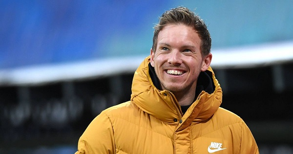 Bayern Munich have announced that Julian Nagelsmann is to become their new manager, with the Bundesliga champions reportedly paying up to €25 million (£22m/$30m) compensation to RB Leipzig to land the highly-rated coach on a five-year contract.