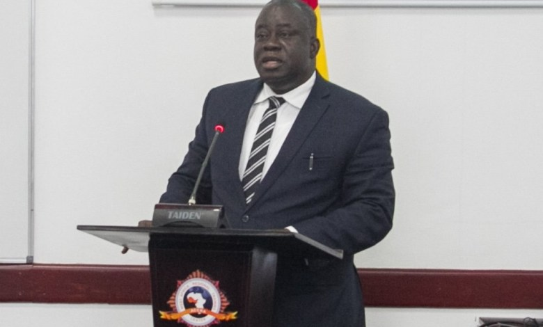 National Security boss, Joshua Kyeremeh