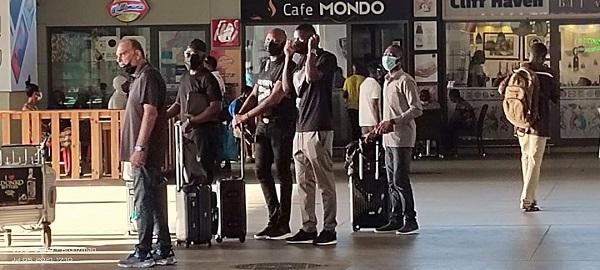 Chelseadefender Antonio Rudiger lands in Ghana for visit