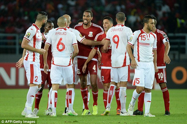 All the Tunisian players are inexperience going into Russia 2018