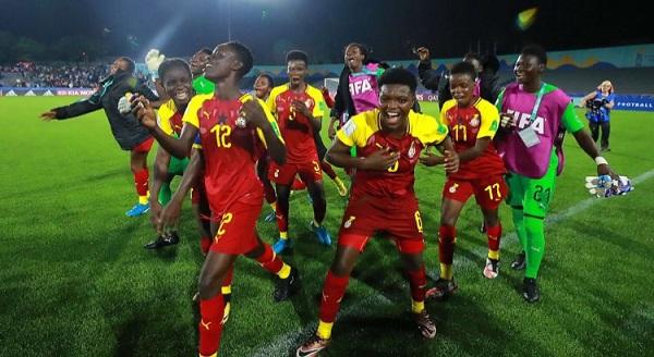 Ghana, Black Maidens