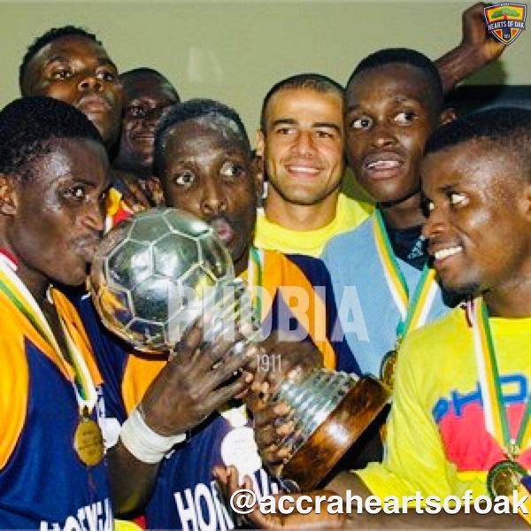 Hearts of Oak won he CAF Champions League 18 years ago - Prime News Ghana
