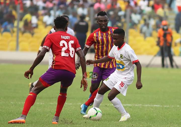 Mathew Anim Cudjoe Open To Asante Kotoko Return - Manager Confirms |  MyFabulousOnline