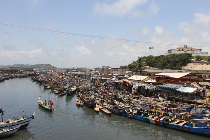 Elmina is a beautiful place full of tourism potential