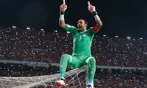 El Hadary will become the oldest player in the Egypt squad Russia 2018
