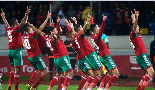 Morocco have some experience players