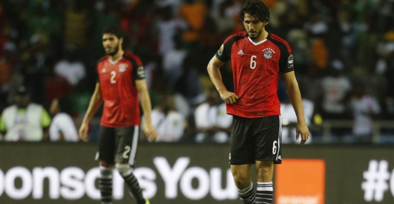 Hegazy and Gabr have no World Cup experience