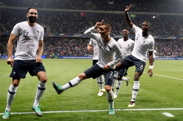 France will hope for glory in Russia 2018