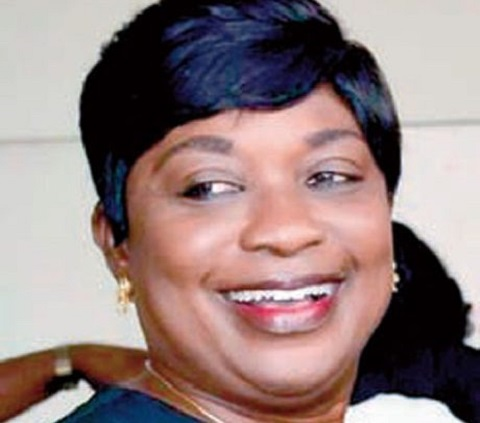 Deputy Special Prosecutor nominee Cynthia Jane Naa Torshie Lamptey