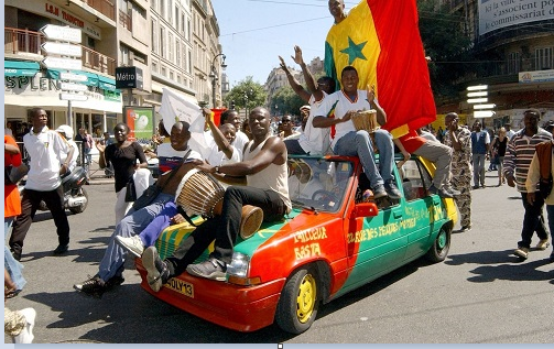 Senegal fans will be at Russia 2018