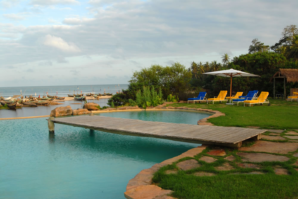 7 Luxurious Beach Resorts In Ghana For A Perfect Vacation Prime News Ghana
