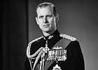 Prince Philip, Duke of Edinburgh poses for a portrait at home in Buckingham Palace in December 1958 in London.Donald McKague / Michael Ochs Archives/Getty Images