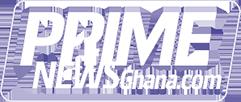 Prime News Ghana .com Logo